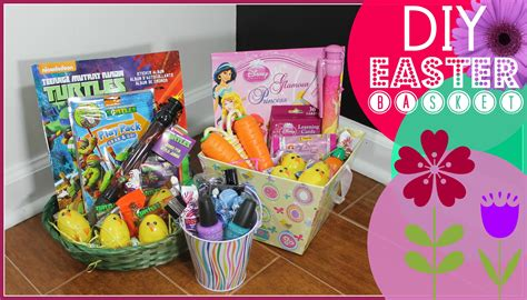 easter basket ideas easter basket ideas youtube