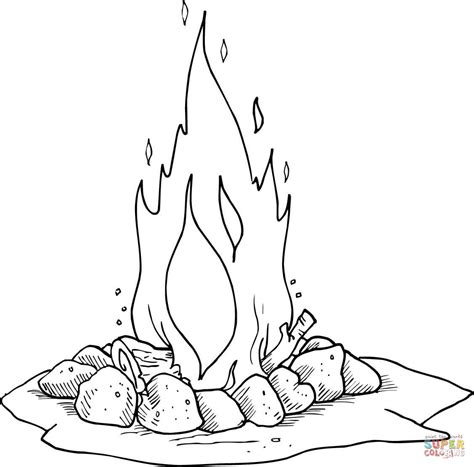 Cfire Coloring Page Free Printable Coloring Pages Scout Printable Coloring Pages Printable