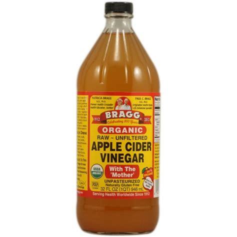 bragg organic apple cider vinegar cuka apel 32