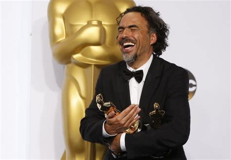 which film won oscar in 2015 alejandro g i 241 225 rritu makes history as first mexican with