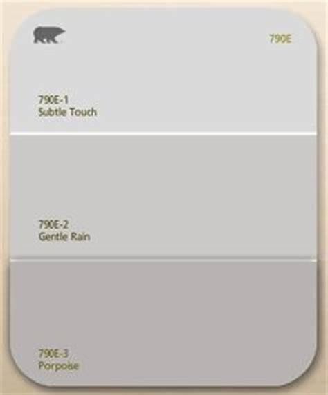 colour pallets on farrow grey and green paint