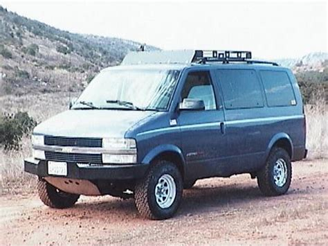 chevrolet astro 4wd. best photos and information of