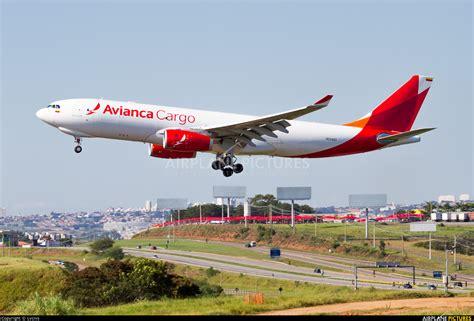 Avianca Cargo Airbus A330 200f n334qt avianca cargo airbus a330 200f at cinas