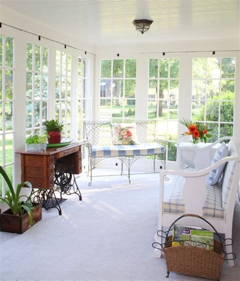 Sun Porch Windows Designs 30 Sunroom Design Ideas Style Motivation