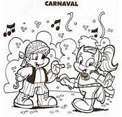 JARDIM COLORIDO DA TIA SUH Desenhos Do Carnaval Para