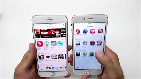 Look A Like Iphone 6s Gold iphone 7 plus vs real apple iphone 7 plus beware of