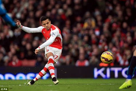 alexis sanchez career stats alexis sanchez and sergio aguero have shone for arsenal