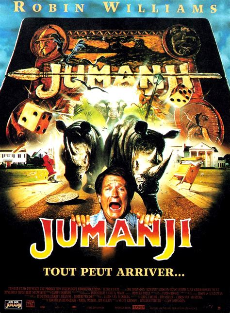 film jumanji complet en arabe jumanji film 1995 senscritique