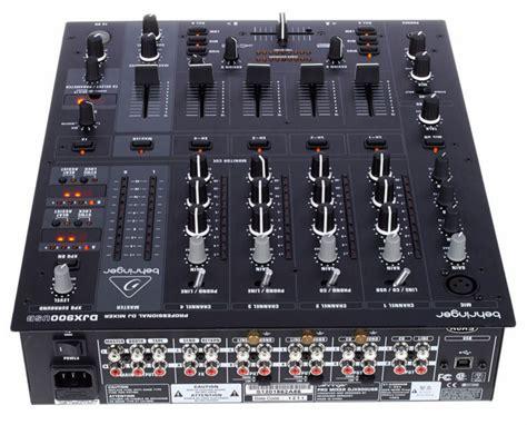 Mixer Dj Behringer behringer djx900usb pro dj mixer