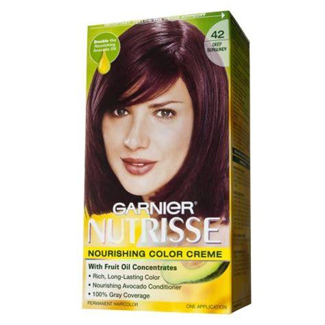 garnier nutrisse hair color black cherry pin garnier nutrisse hair color black cherry burgundy