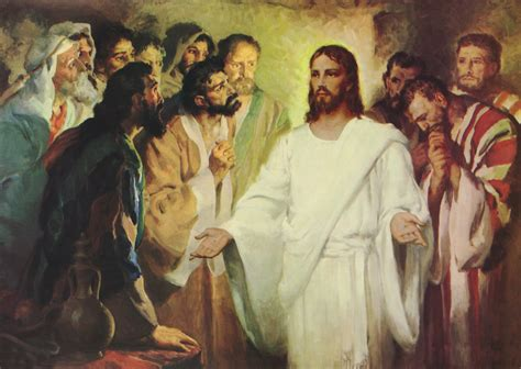 jesus and his disciples easter presbydestrian
