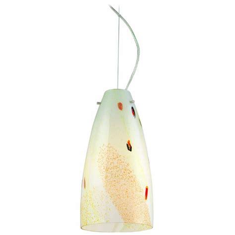 modern glass ls modern mini pendant light with multi color glass ls