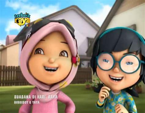 Monika Dan Kawan Kawan 5 http kelabpeminatkaranimemalaysia aksi boboiboy dan kawan kawan berhari raya 2012