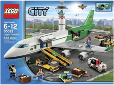really cool lego city airplane sets!