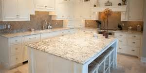 granite vs marble countertops living daily