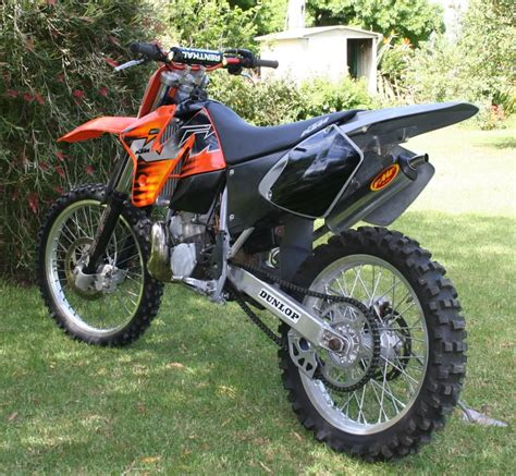 2002 Ktm 65 Sx 2002 Ktm 380 Sx Pics Specs And Information
