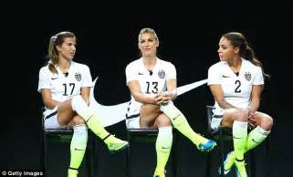 Usa women s soccer team launch new black and white kits ahead of world