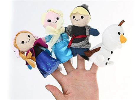 printable frozen finger puppets fun with disney frozen finger puppets anna elsa