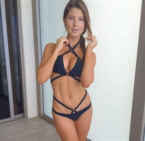 Duvet Covrs Swimwear Clothes Amanda Cerny Wheretoget