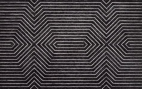 black and white pattern artists title not known frank stella tate