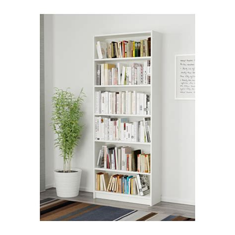 ikea bookcase white billy bookcase white 80x28x202 cm ikea