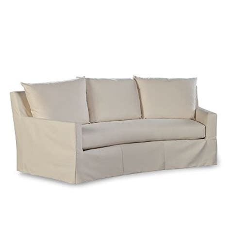 elena crescent shape sofa from the outdoor upholstery