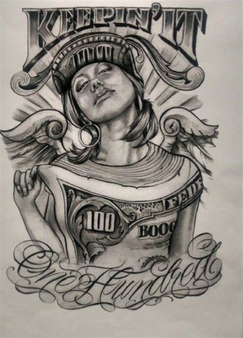 chicano art tattoos pin by evelin da on things to wear
