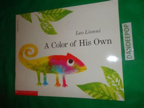 color of books leo lionni a color of his own childrens book find me at