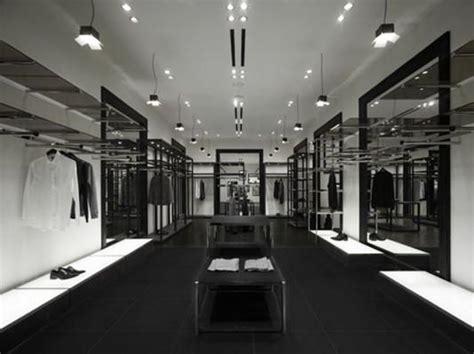D Ziner Black Intherior Fhasion asobio cloud nine fashion shop interior design by nendo home design inspiration 58251 on wookmark