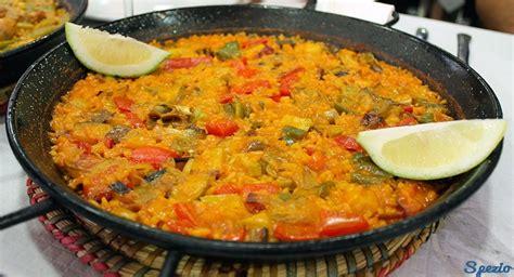 cucina spagnola piatti tipici piatti tipici della spagna la ricetta della paella