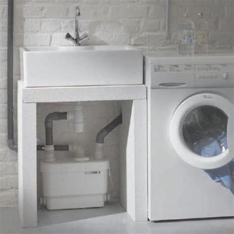 waschtisch alt 373 saniflo sanivite gray water