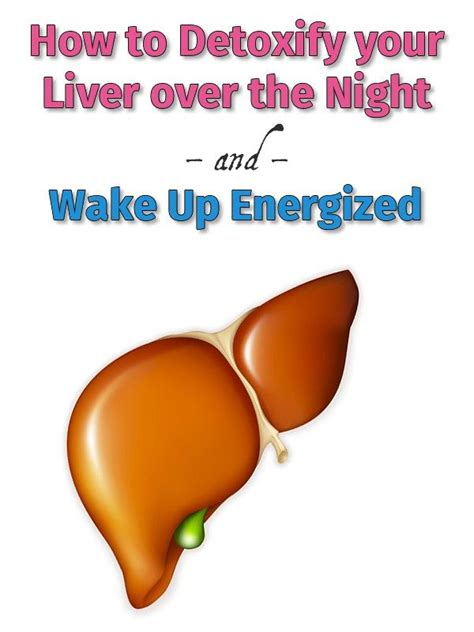 How To Detox After Several Nights by How To Detoxify Your Liver The And Up