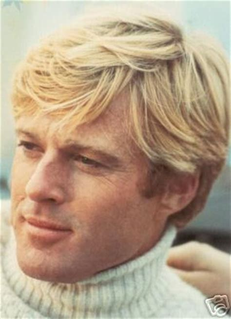 who cut robert redfords hair in the movie the way we were robert redford people like to compare brad pitt to