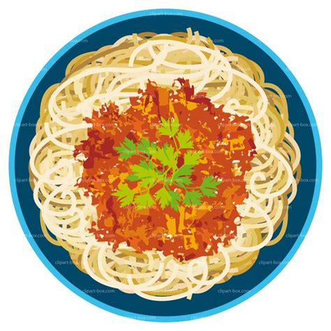 pasta clipart noodle clipart plate spaghetti pencil and in color