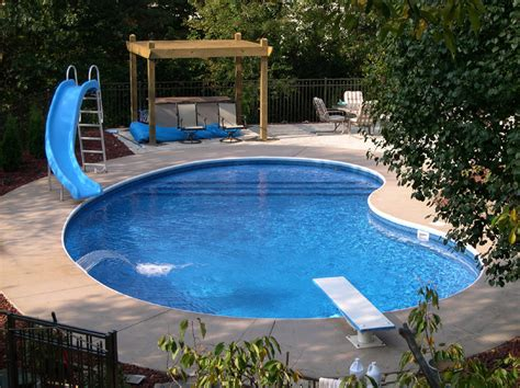 inground pool designs for small backyards there s an app for that pool features include the ability