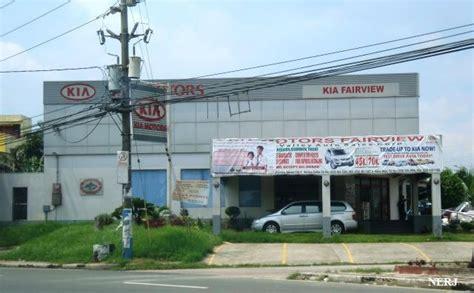 Kia Branch Ave Kia Motors Fairview Branch Quezon City