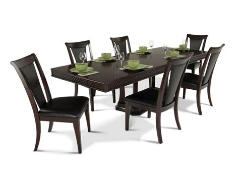 Dining Room Sets Bobs Furniture Number 5 7 Dining Set Dining Room Sets Dining