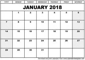 Calendar Printable 2018 Singapore January 2018 Calendar Singapore Printable Templates With