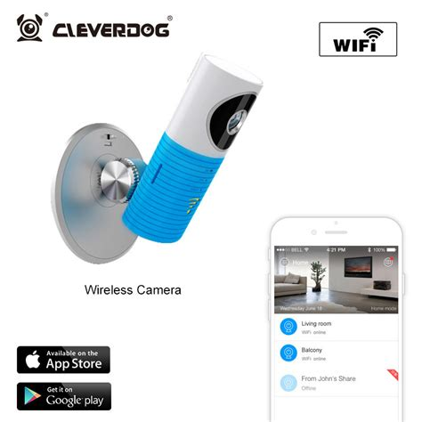 Cctv Clever 720p cleverdog wireless security buy wireless