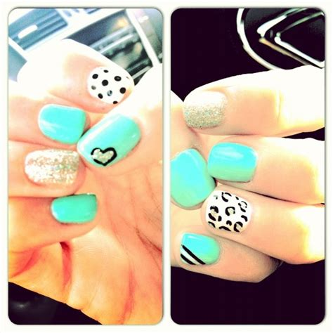 gel nails trendy designs cool nails