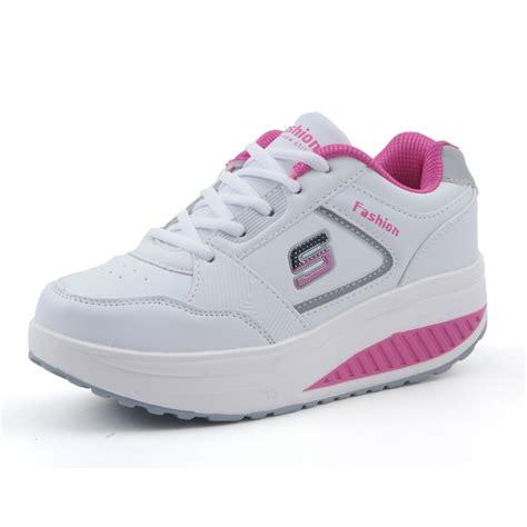 aliexpress uk shoes aliexpress com buy slimming women running shoes women