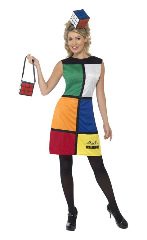 80s theme party costumes rubik s 3d cube clothing costume 80 s theme outfit party