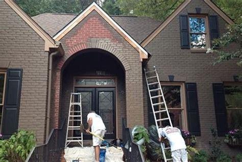 exterior brick paint ideas zippered info