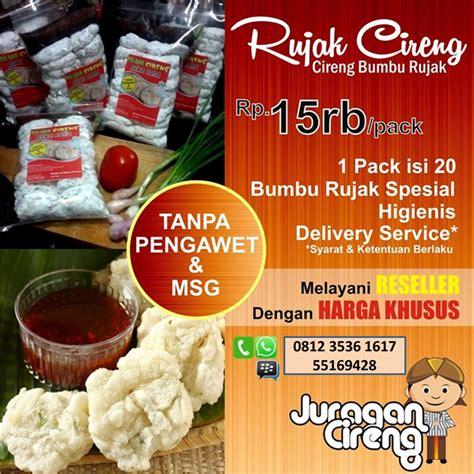 Rujak Cireng Surabaya contact