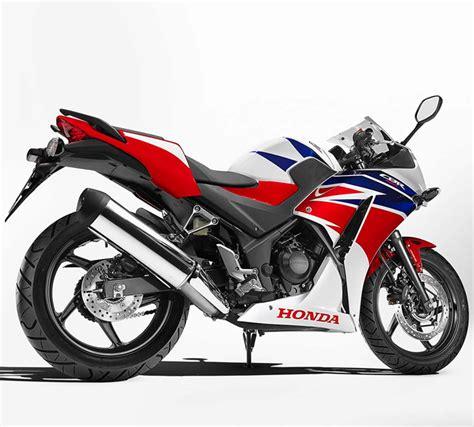 honda cbr300r price honda cbr300r prices revealed in united kingdom
