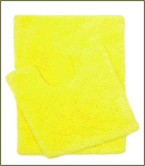 yellow bath rug grey and yellow bath rug roselawnlutheran