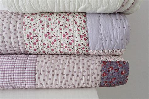 How To Make A Quilted Throw cosy winter quilted throw kingsize by lime tree