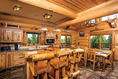 log home interior walls finishing touches interior log walls
