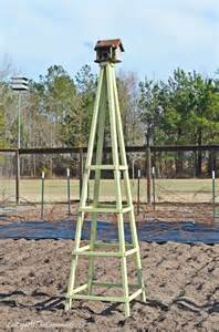 Wood Planter Box Plans by Diy Wooden Garden Obelisk