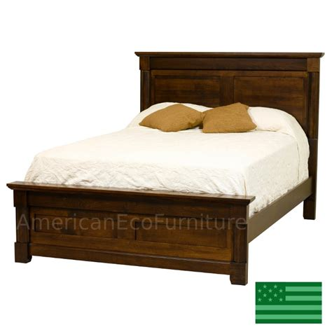 bedroom furniture lansing mi amish lansing bed solid wood made in usa american eco